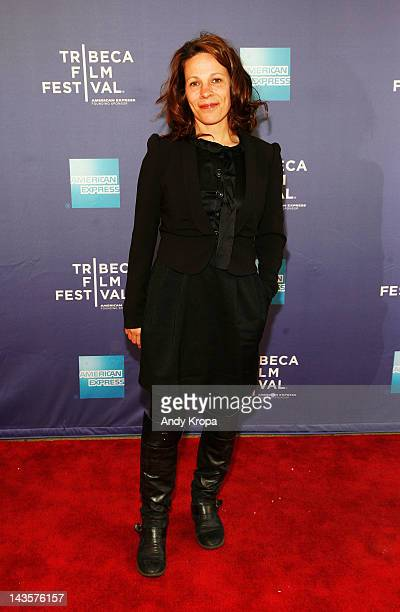 Actress Lili Taylor attends Tribeca Talks After The Movie Future Weather during the 2012 Tribeca Film Festival at the School of Visual Arts Theater...