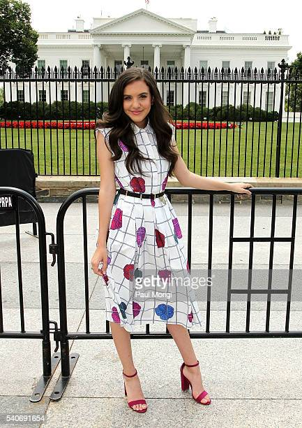 Actress Lilimar Hernandez Ruiz joins Oceana One More Generation and regional children to deliver more than 12000 letters and drawings from kids...