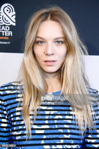 Actress Lilith Stangenberg attends the Bread Butter by Zalando 2017 Preview Event on June 8 2017 in Berlin Germany