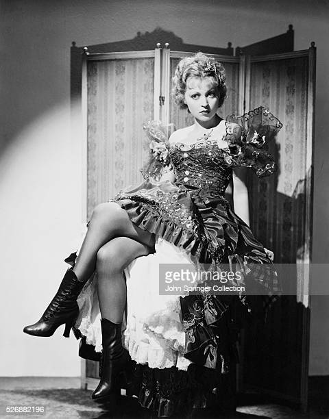 Actress Lilli Palmer as Lou in the film The Great Barrier