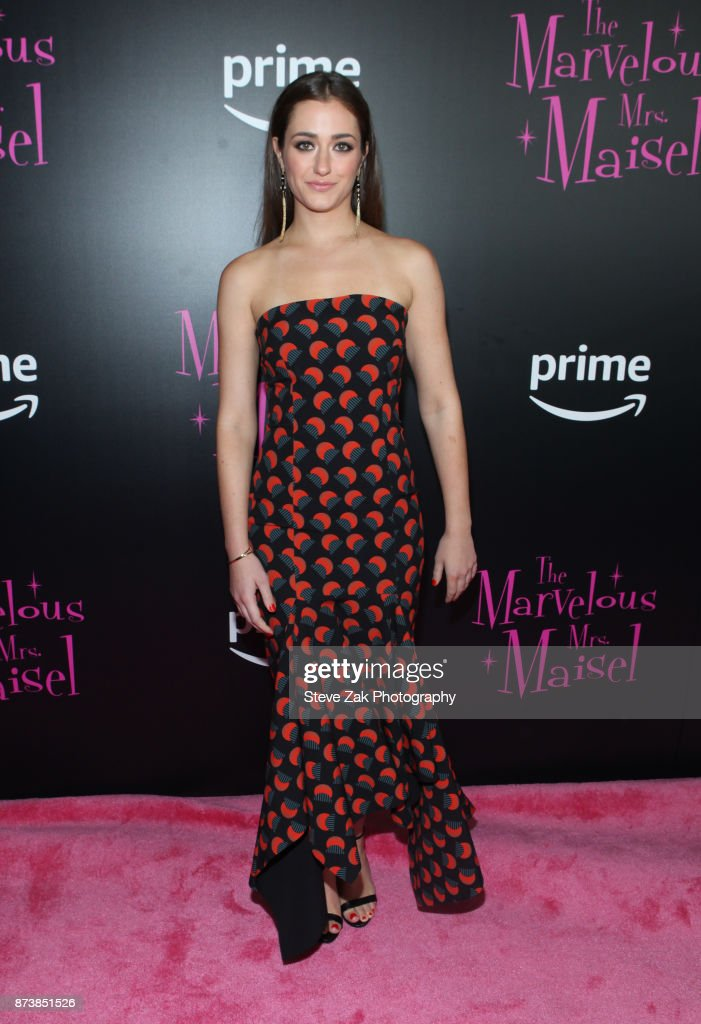 """The Marvelous Mrs. Maisel"" New York Premiere"