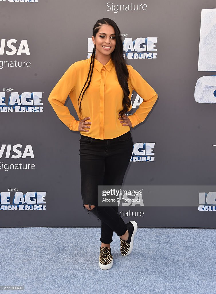 "Screening Of ""Ice Age: Collision Course"" - Arrivals"
