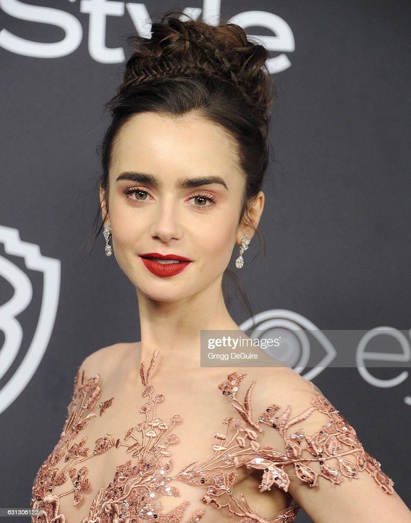 Warner Bros. Pictures And InStyle Host 18th Annual Post-Golden Globes Party - Arrivals : News Photo