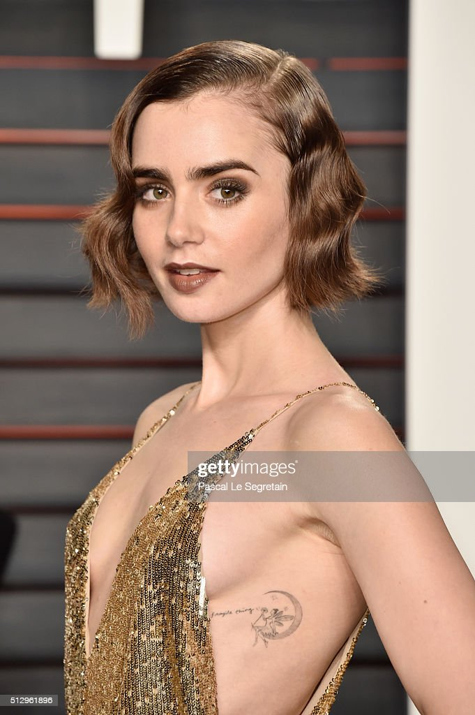 lily collins 2019