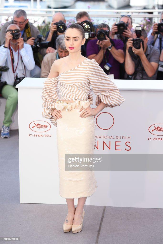 'Okja' Photocall - The 70th Annual Cannes Film Festival : News Photo