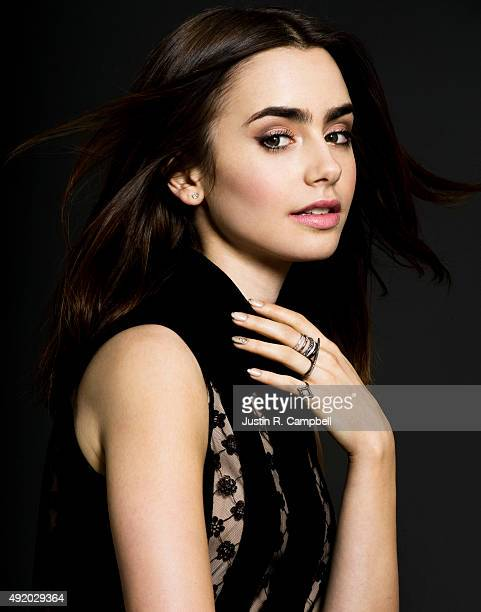 Lily Collins Pictures And Photos