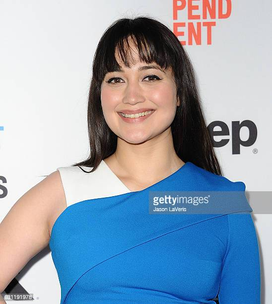 Actress Lily Gladstone attends the 2017 Film Independent filmmaker grant and Spirit Award nominees brunch at BOA Steakhouse on January 7 2017 in West...