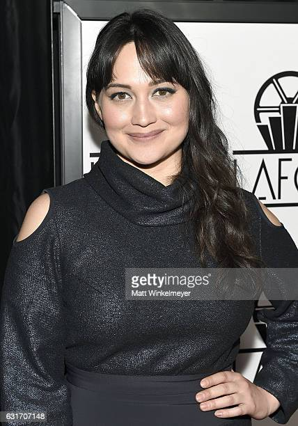 Actress Lily Gladstone attends the 42nd annual Los Angeles Film Critics Association Awards at InterContinental Los Angeles Century City on January 14...