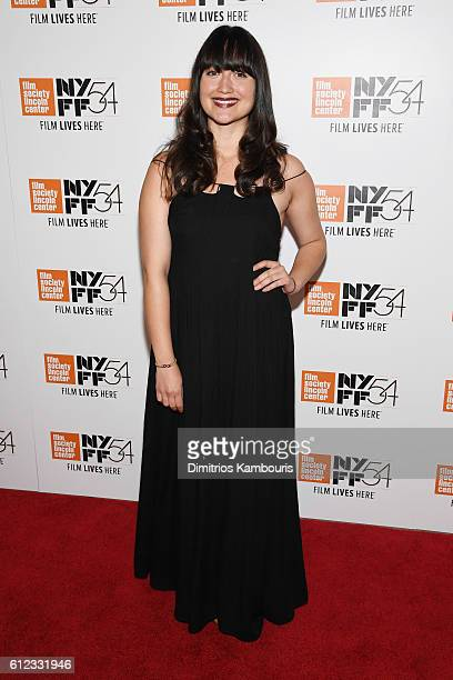Actress Lily Gladstone attends the Certain Women premiere during the 54th New York Film Festival at Alice Tully Hall Lincoln Center on October 3 2016...