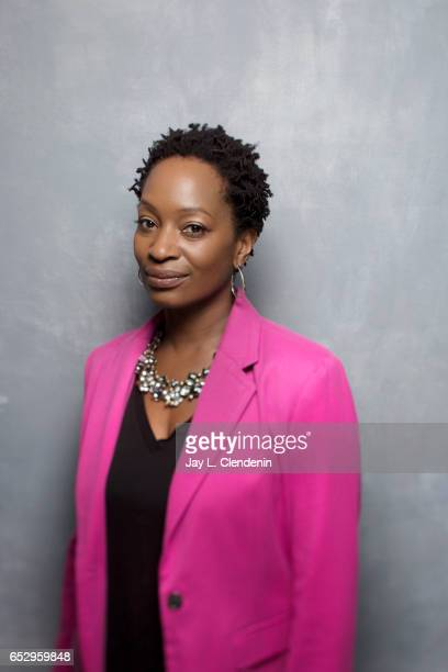 Actress Lily Mojekwu from the Amazon series I Love Dick is photographed at the 2017 Sundance Film Festival for Los Angeles Times on January 22 2017...