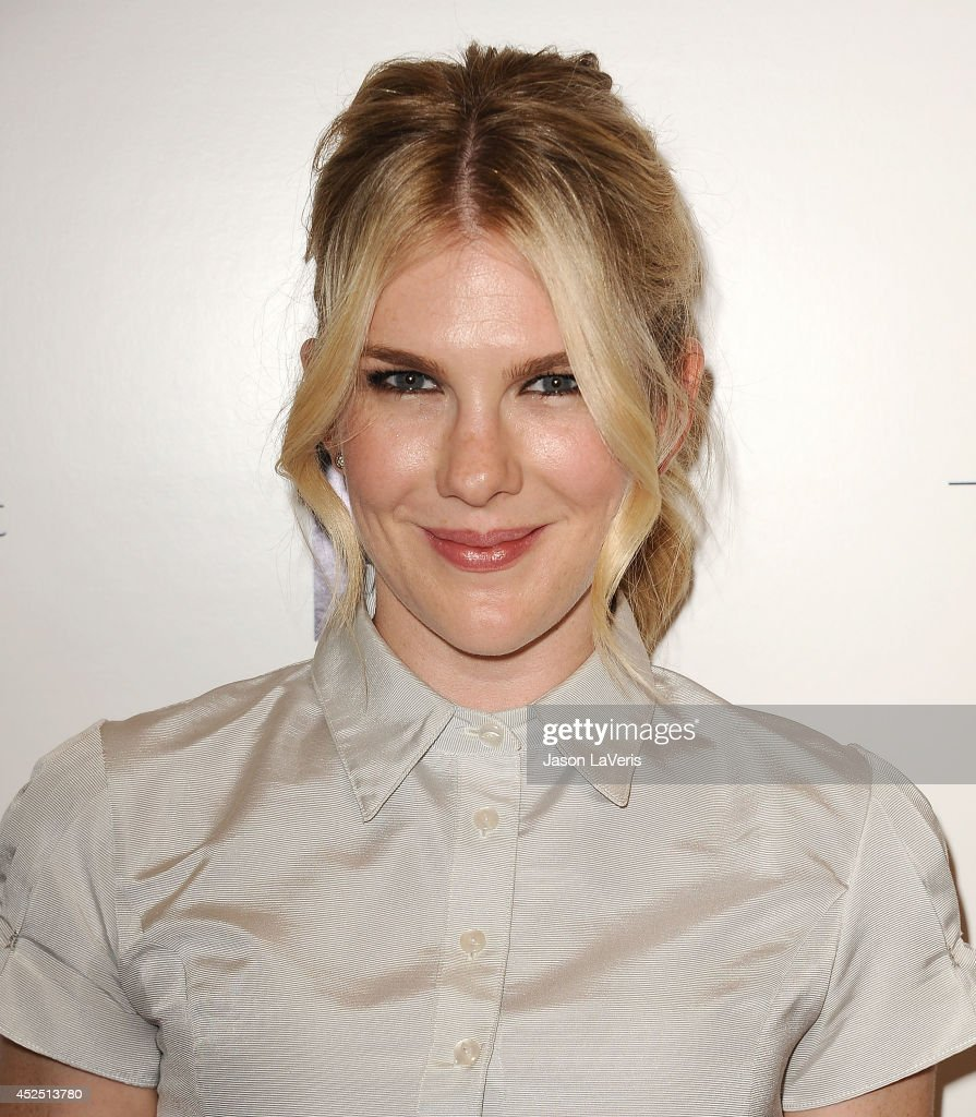 Actress Lily Rabe attends the premiere of 'Magic in the Moonlight' at Linwood Dunn Theater at the Pickford Center for Motion Study on July 21, 2014 in Hollywood, California.
