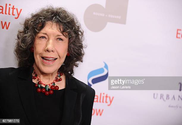 Actress Lily Tomlin attends Equality Now's 3rd annual Make Equality Reality gala at Montage Beverly Hills on December 5 2016 in Beverly Hills...
