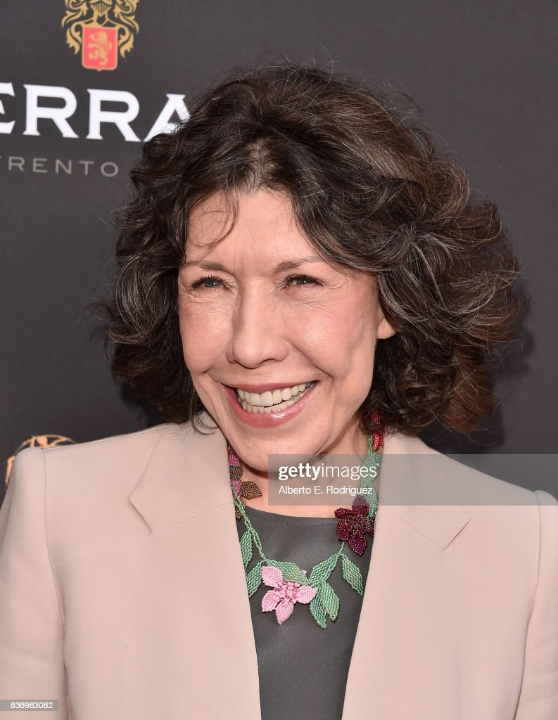 Actress Lily Tomlin attends the Television Academy's Performers Peer Group Celebration at The Montage Beverly Hills on August 21, 2017 in Beverly Hills, California.