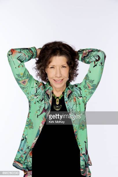 Actress Lily Tomlin is photographed for Los Angeles Times on April 29 2017 in Los Angeles California PUBLISHED IMAGE CREDIT MUST READ Kirk McKoy/Los...