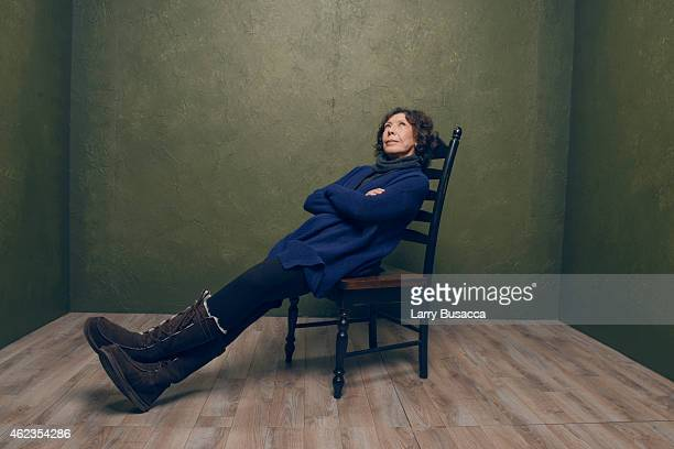 "Actress Lily Tomlin of ""Grandma"" poses for a portrait at the Village at the Lift Presented by McDonald's McCafe during the 2015 Sundance Film..."