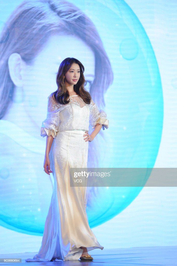 Lin Chi-ling Attends Commercial Event In Shanghai