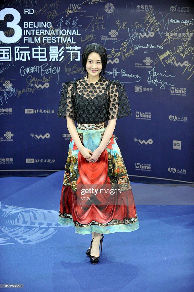 2013 Beijing International Film Festival - Red Carpet