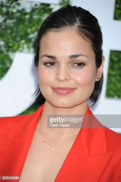 Actress Lina Esco attends the 2017 Summer TCA Tour CBS Television Studios' Summer Soiree at CBS Studios - Radford on August 1, 2017 in Studio City,...