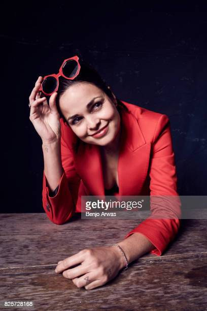 Actress Lina Esco of CBS's 'SWAT' poses for a portrait during the 2017 Summer Television Critics Association Press Tour at The Beverly Hilton Hotel...