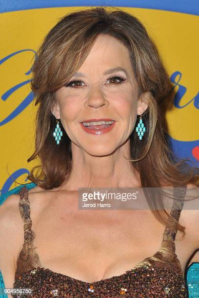 Actress Linda Blair arrives at 2018 American Rescue Dog Show on January 7 2018 in Beverly Hills California