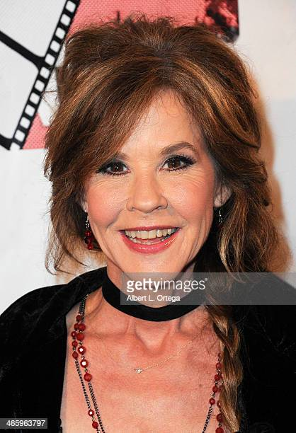 Actress Linda Blair attends the ShockFest Film Festival Awards held at Raleigh Studios on January 11 2014 in Los Angeles California