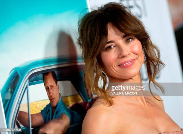 Actress Linda Cardellini attends the AFI Fest Screening Gala for Green Book in Hollywood on November 9 2018