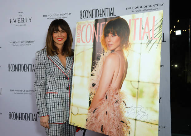 "CA: Linda Cardellini Celebrates Her Cover Of Los Angeles Confidential's ""Fashion + Emmys Issue"""