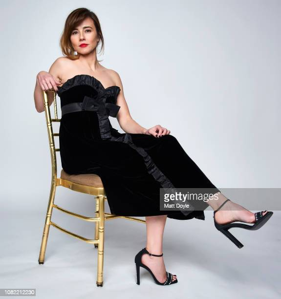 Actress Linda Cardellini poses for a portrait at The National Board of Review Annual Awards Gala on January 8 2019 at Cipriani 42nd Street in New...