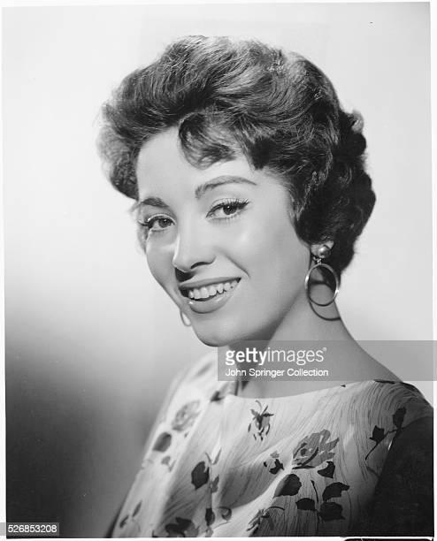 Actress Linda Cristal