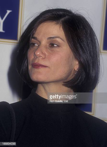 Actress Linda Fiorentino attends Sixth Annual ESPY Awards on February 12 1996 at Radio City Music Hall in New York City