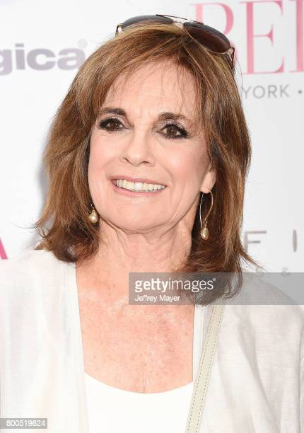 Actress Linda Gray attends the BELLA Los Angeles Summer Issue Cover Launch Party at Sofitel Los Angeles At Beverly Hills on June 23 2017 in Los...