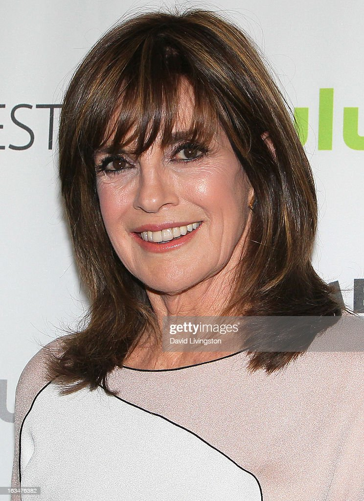 Actress Linda Gray attends The Paley Center For Media's PaleyFest 2013 honoring 'Dallas' at the Saban Theatre on March 10, 2013 in Beverly Hills, California.