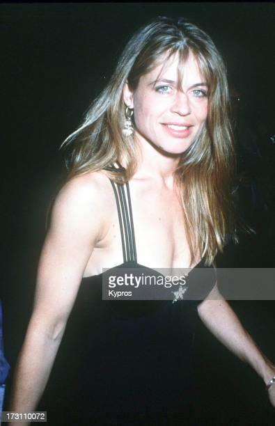 Actress Linda Hamilton 1994