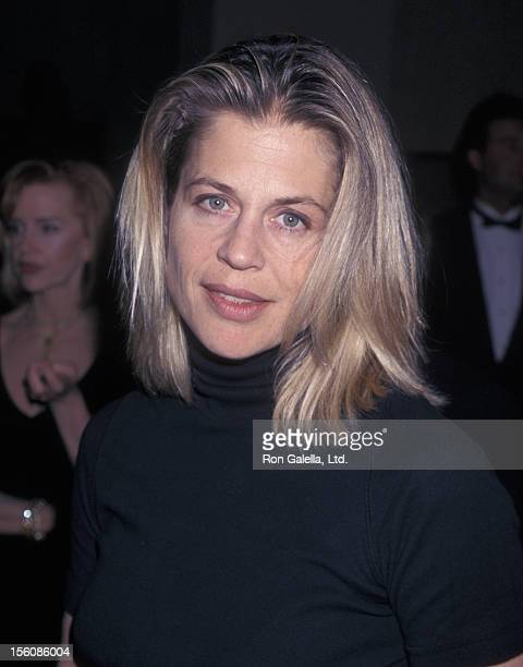 Actress Linda Hamilton attending 48th Annual Eddie ACE Awards on March 14 1998 at the Beverly Hilton Hotel in Beverly Hills California