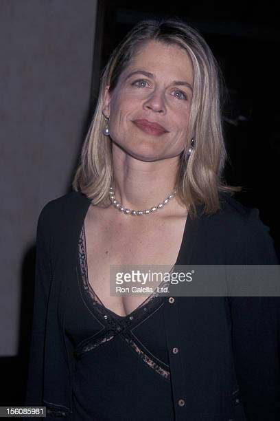 Actress Linda Hamilton attending 50th Annual Director's Guild of America Awards on March 7 1998 at the Century Plaza Hotel in Century City California