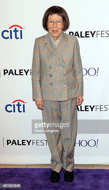 Actress Linda Hunt attends The Paley Center for Media's PaleyFest 2015 Fall TV preview of NCIS Los Angeles at The Paley Center for Media on September...