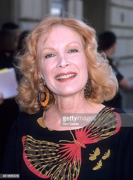 Actress Linda Kaye Henning attends the 50th Annual Primetime Emmy Awards Creative Arts Emmy Awards on August 29 1998 at the Pasadena Civic Auditorium...