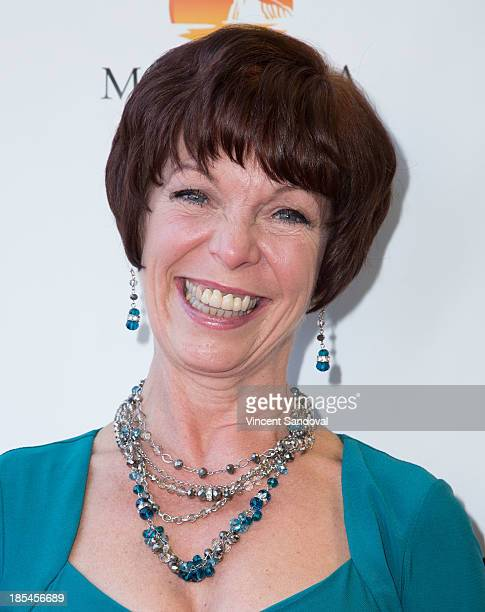 Actress Linda Leonard attends the cast and crew screening of Final Recourse at Raleigh Studios on October 20 2013 in Los Angeles California