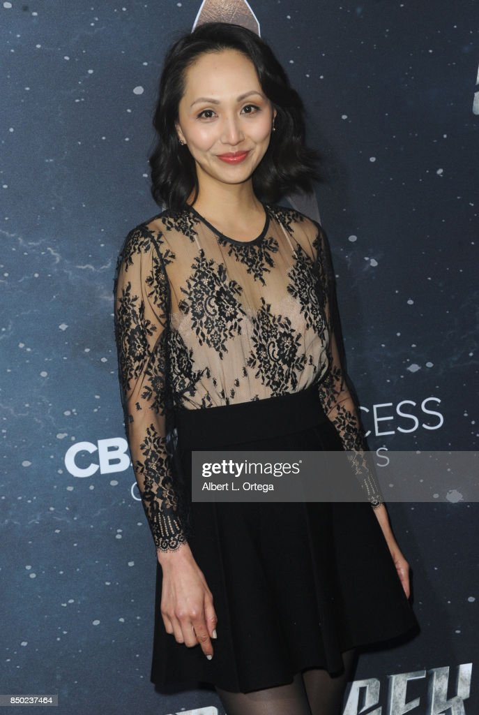 """Premiere Of CBS's """"Star Trek: Discovery"""" - Arrivals : News Photo"""