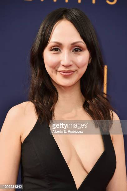 Actress Linda Park attends the 2018 Creative Arts Emmy Awards at Microsoft Theater on September 8 2018 in Los Angeles California