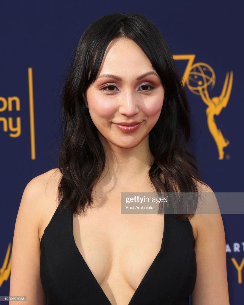 2018 Creative Arts Emmy Awards - Day 1 - Arrivals : Fotografía de noticias
