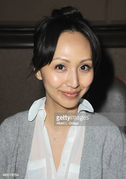 Actress Linda Park the 14th annual official Star Trek convention at the Rio Hotel Casino on August 6 2015 in Las Vegas Nevada