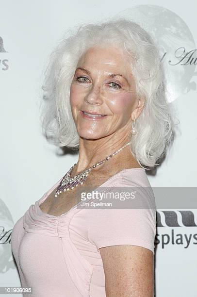 Linda thorson pictures and photos getty images actress linda thorson attends the 66th annual theatre world awards at new world stages on june thecheapjerseys Images