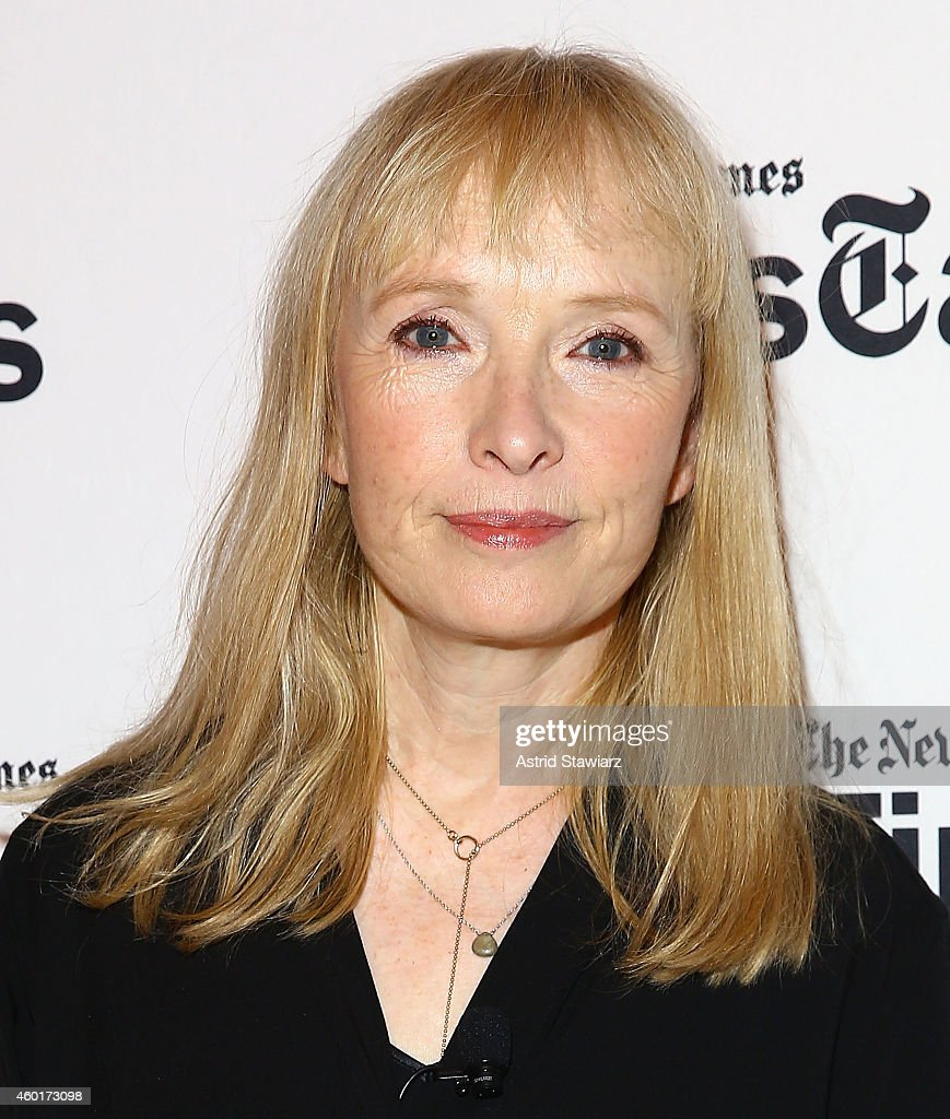 Actress Lindsay Duncan attends TimesTalks Presents: An Evening With The Cast Of 'A Delicate Balance' at The Times Center on December 8, 2014 in New York City.