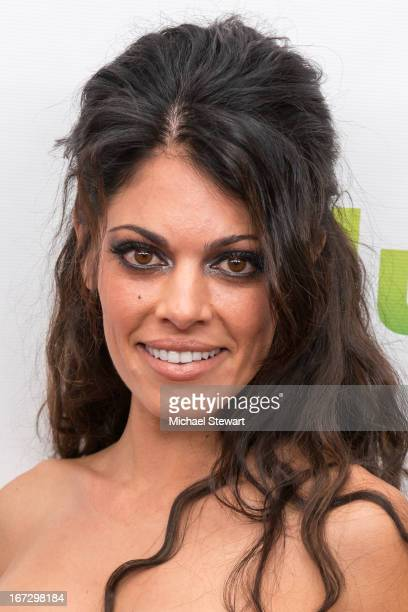 """Actress Lindsay Hartley attends the """"All My Children"""" & """"One Life To Live"""" premiere at Jack H. Skirball Center for the Performing Arts on April 23,..."""