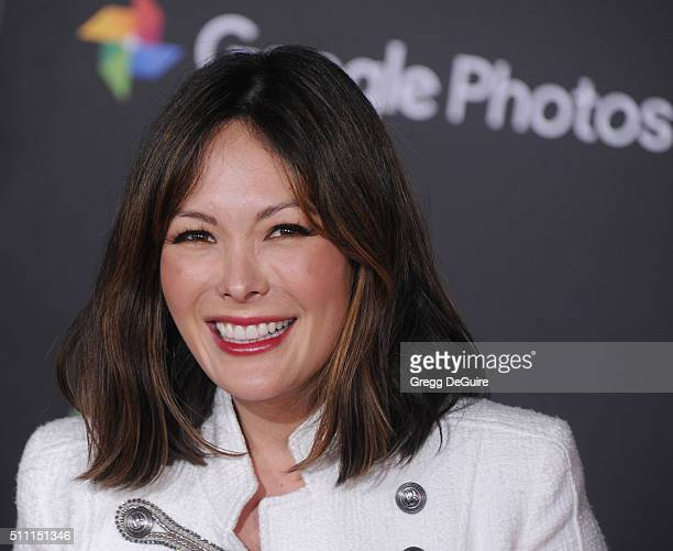 Actress Lindsay Price arrives at the premiere of Walt Disney Animation Studios' Zootopia at the El Capitan Theatre on February 17 2016 in Hollywood...