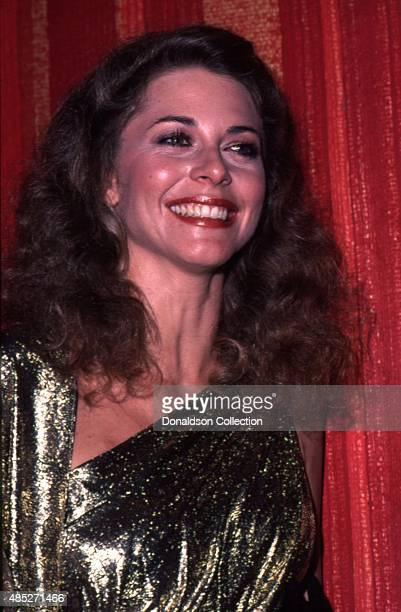 Actress Lindsay Wagner attends an event in October 1979 in Los Angeles California