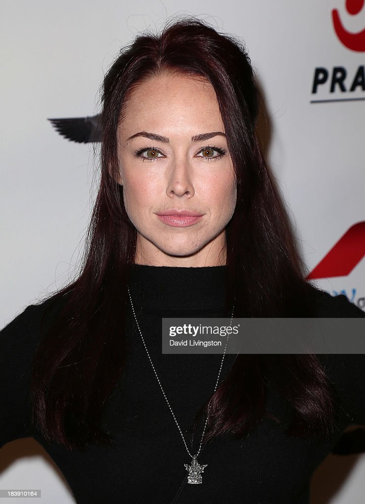 Actress Lindsey McKeon attends the Philhellenes Gala at SkyBar at the Mondrian Los Angeles on October 9, 2013 in West Hollywood, California.