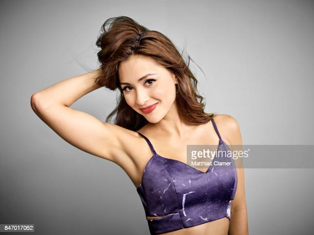 Lindsey Morgan Stock Photos And Pictures Getty Images