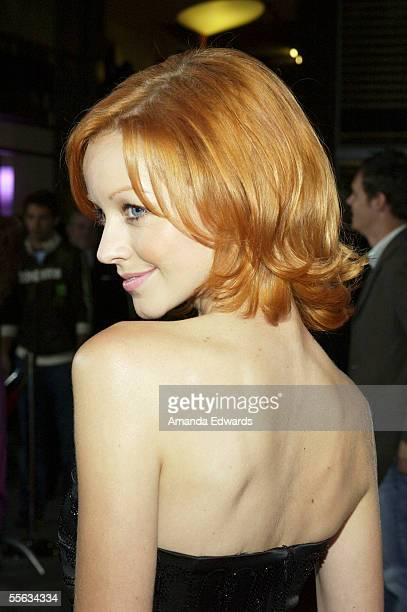 Lindy Booth Stock Photos and Pictures | Getty Images